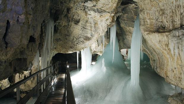 Demänovská ľadová jaskyňa - Žilinský kraj